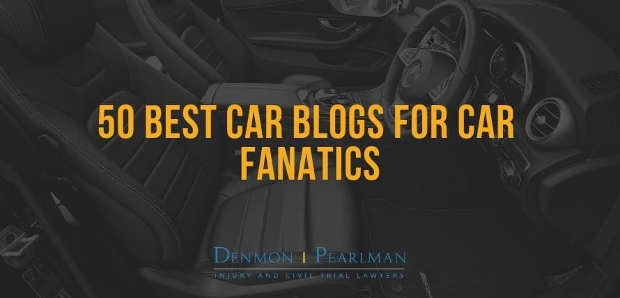 50 Best Car Blogs for Car Fanatics