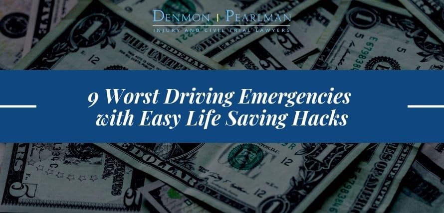 Worst Driving Emergencies
