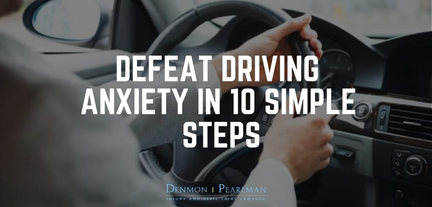 Defeat Driving Anxiety