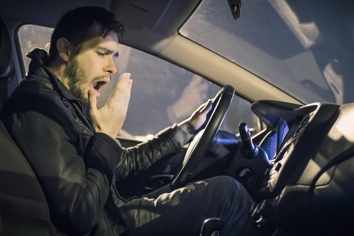 Elements Of Negligence sleepy driver