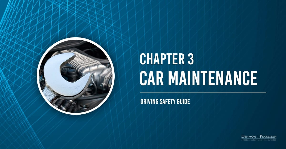 Car Maintenance Chapter 3