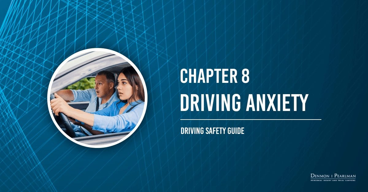Driving Anxiety Chapter 8