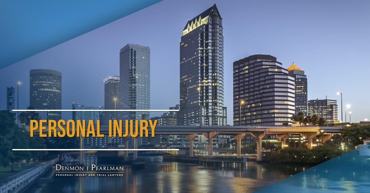Social Personal Injury Tampa Florida Attorney
