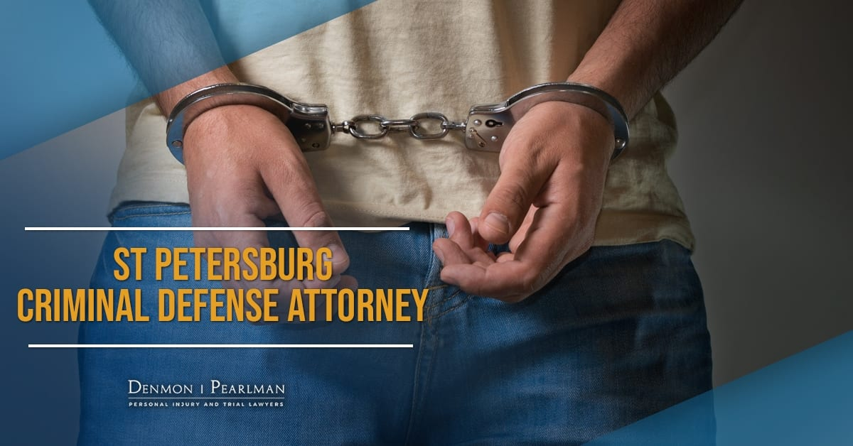 St Petersburg Criminal Defense Attorney Social Image