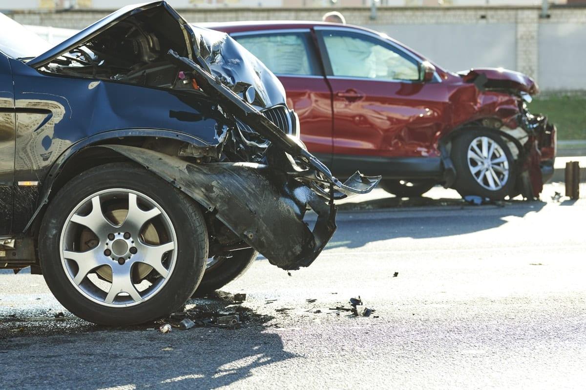 Head to head Tampa Auto Accident
