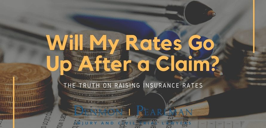 Raising Insurance Rates