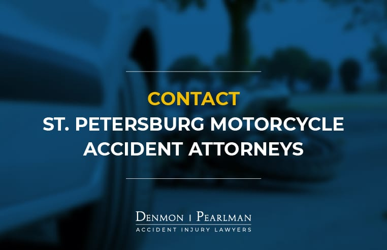 St. Petersburg Motorcycle Accident Lawyer