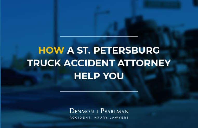 St. Petersburg Truck Accident Attorney