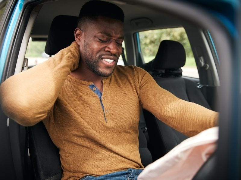 Neck Injuries - A Most Common Car Accident Injury